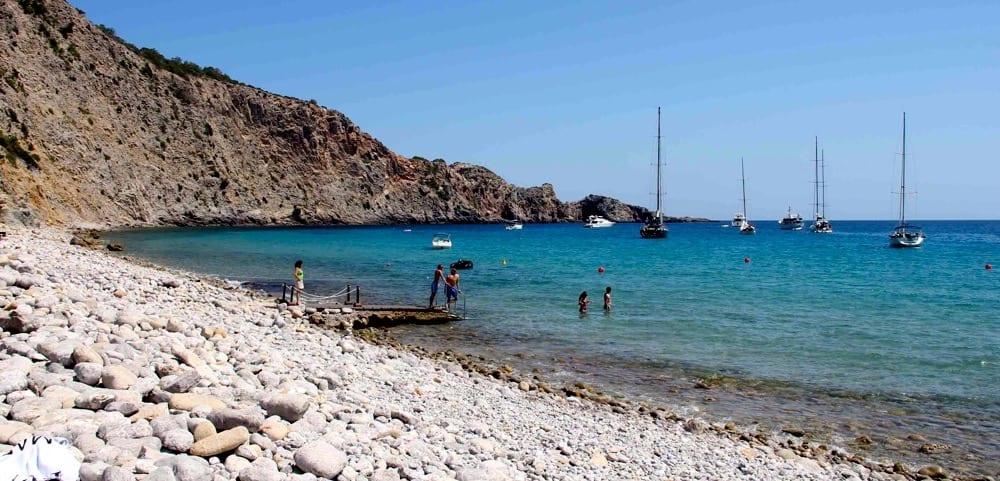 melhores praias blue marlin ibiza
