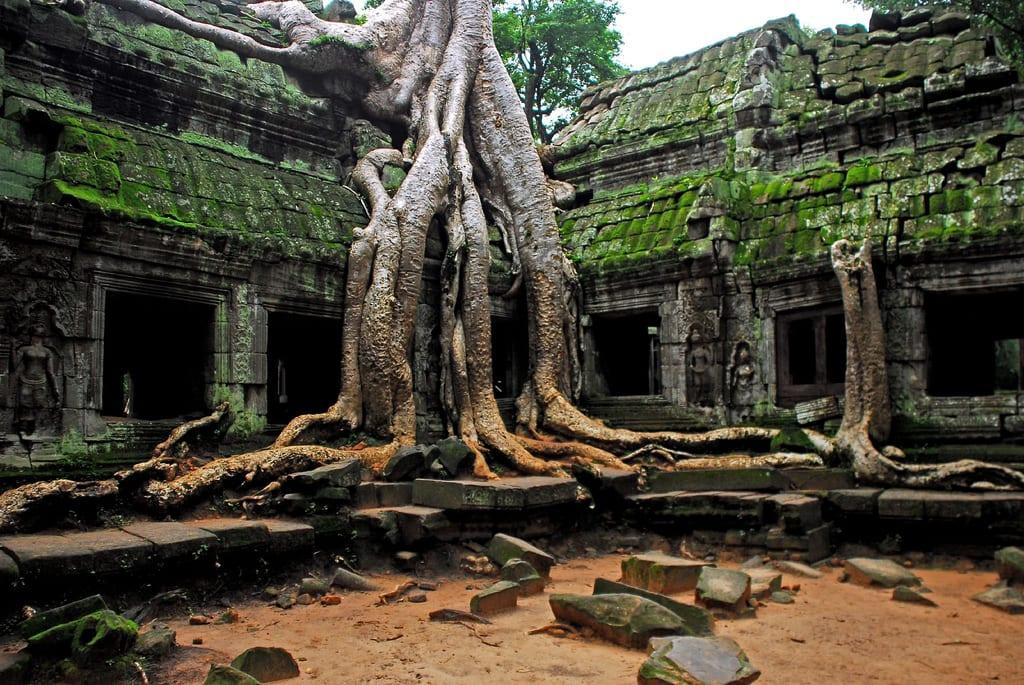 Templos de Angkor- 1