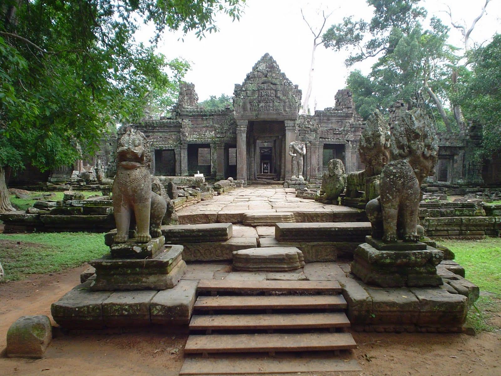 Templos de Angkor- 2