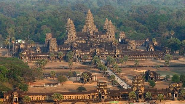 Templos de Angkor- 4
