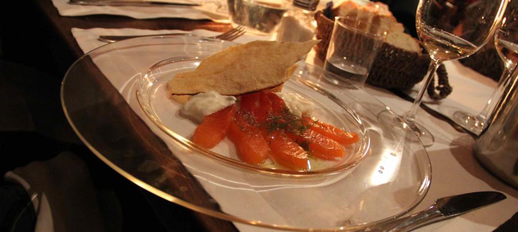 O mix de tradição e modernidade do Restaurante Il Santo Bevitore