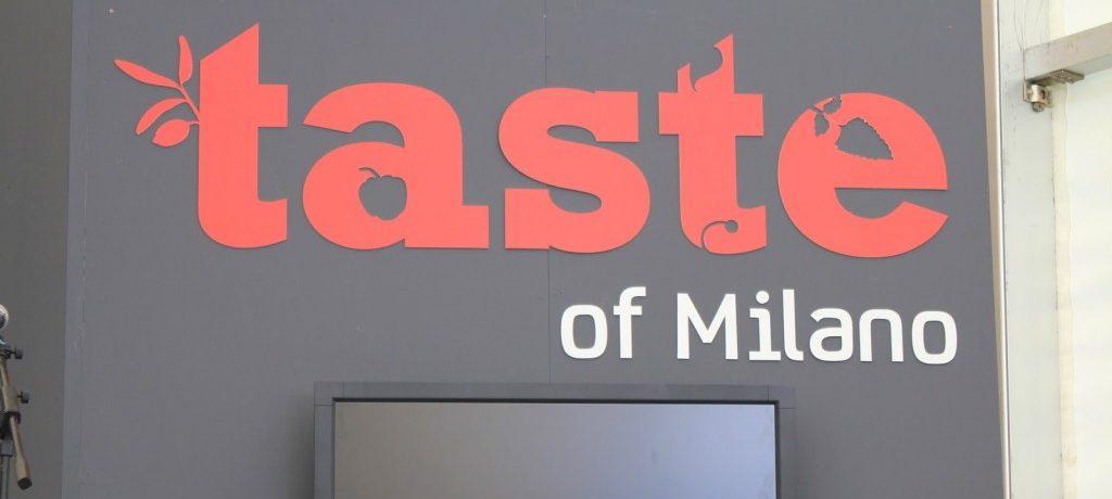 O incrível Taste Festivals e o Taste of Milano