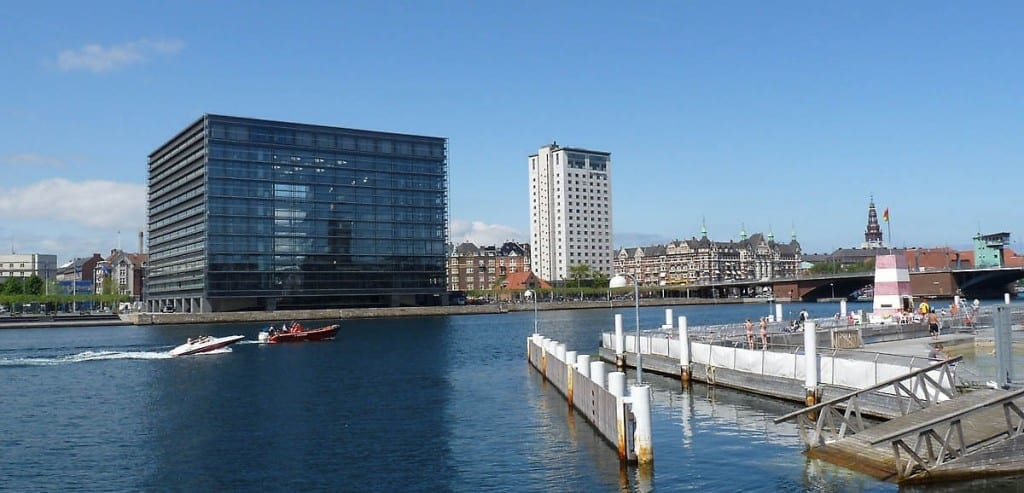 Dan Hostel em Copenhagen
