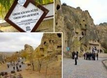 Goreme Park na Capadocia