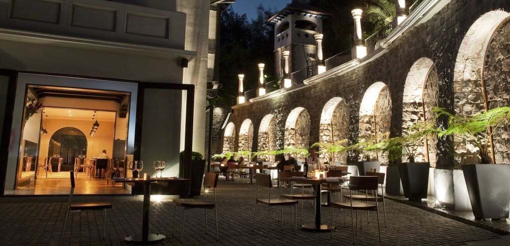 hotel boutique em santiago