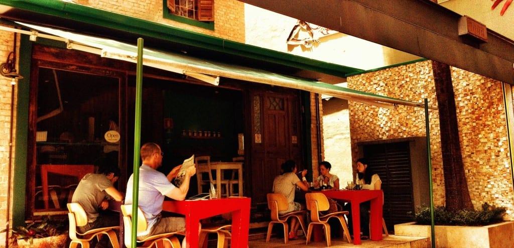 onde almocar em sao paulo restaurante tavares