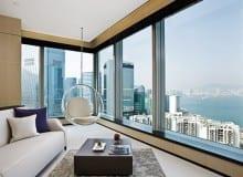 hoteis em hong kong