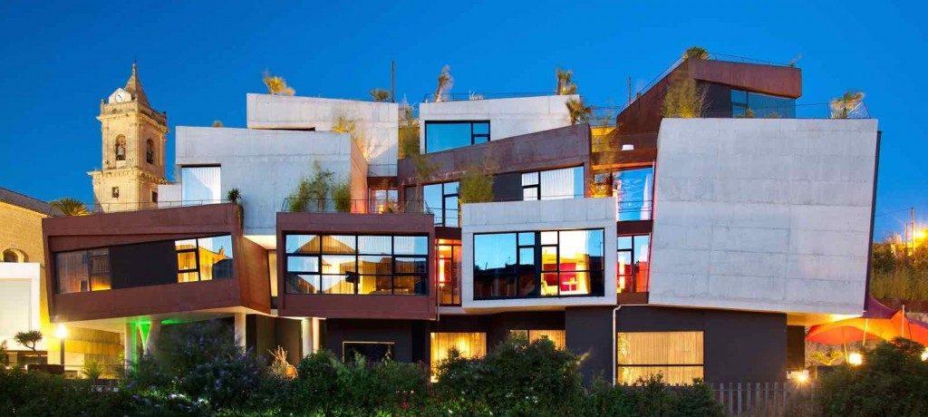 Hotel Viura ao norte da Espanha