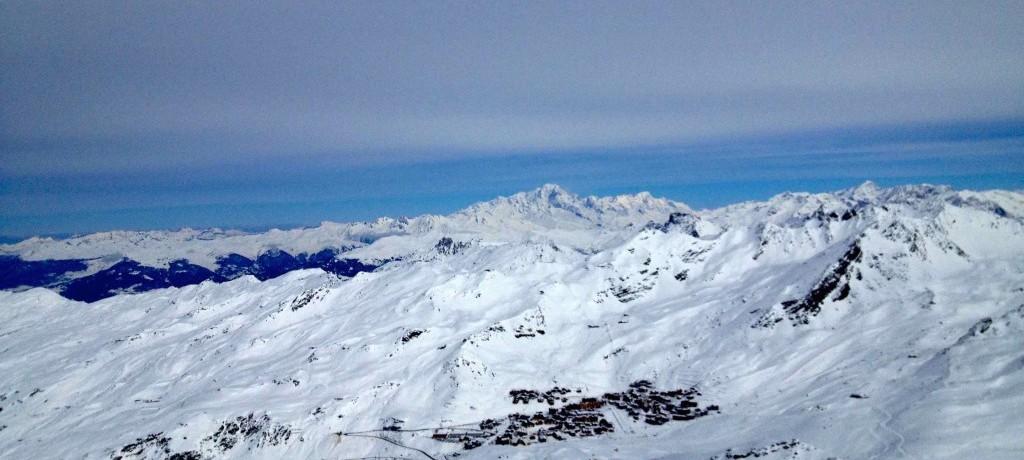 O maior complexo interligado de esqui do mundo