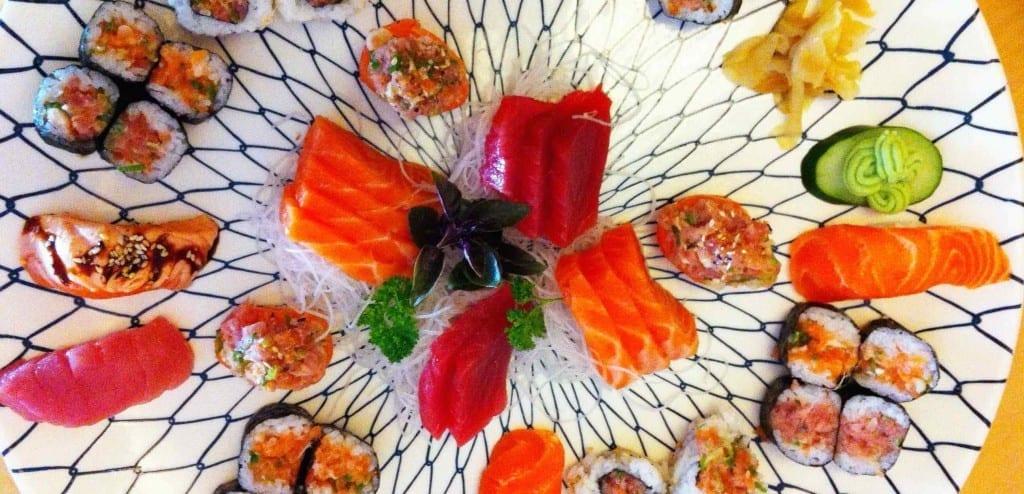 Sushi Lika: o melhor japonês da Liberdade