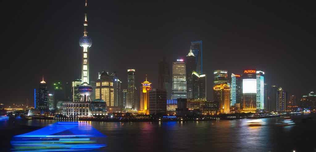 viagem para a china