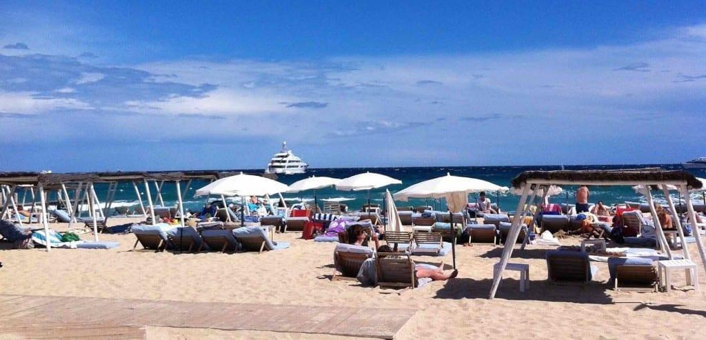 praia de st tropez Club 55