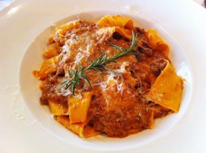Spaghetti a bolognesa