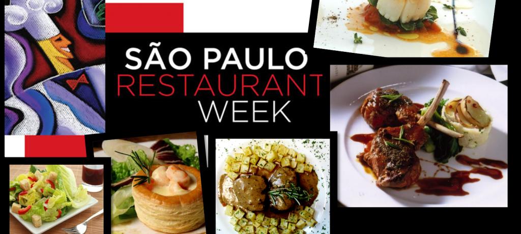 Restaurant Week São Paulo  02 a 15 de setembro 2012