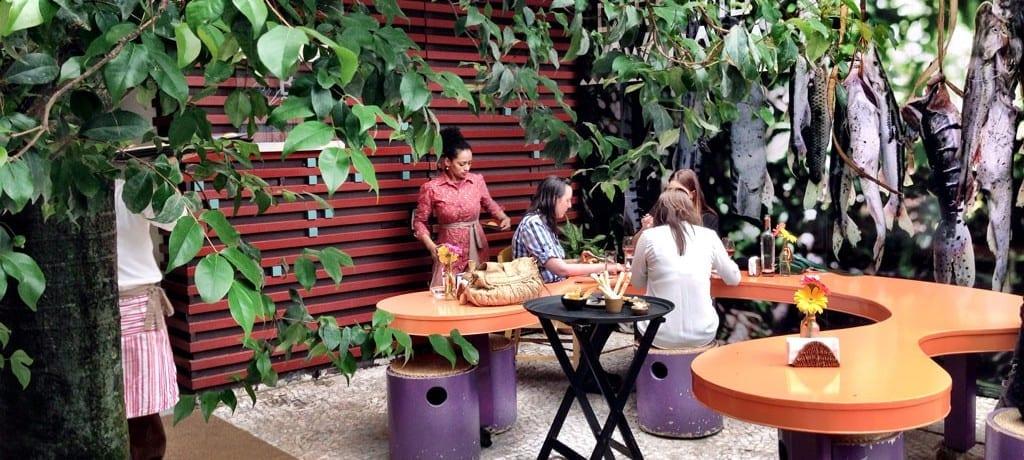 Restaurante Brasil a Gosto: do jeitinho brasileiro