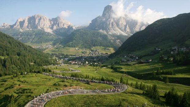 Giro dos Quatro Passos - Sella Ronda 1