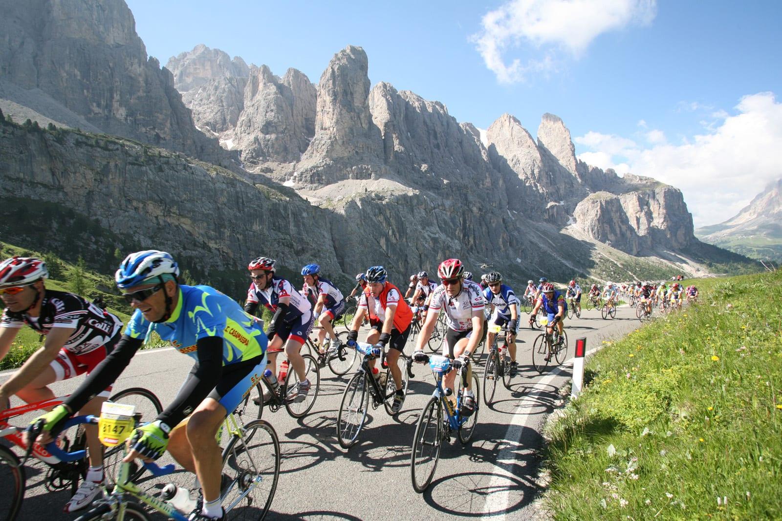 Giro dos Quatro Passos - Sella Ronda