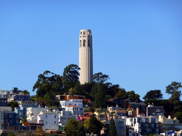 Roteiro São Francisco - Coit Tower