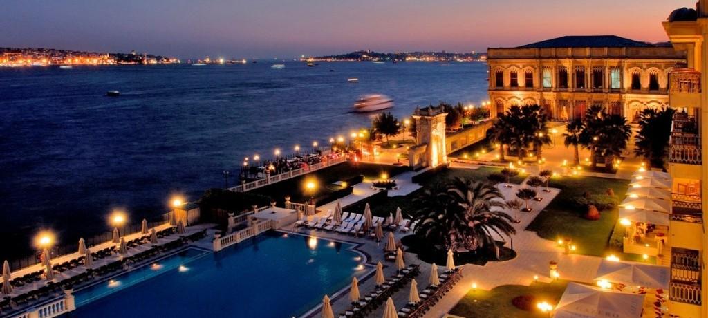Hotel Cipriani: o charme do filme Casino Royale