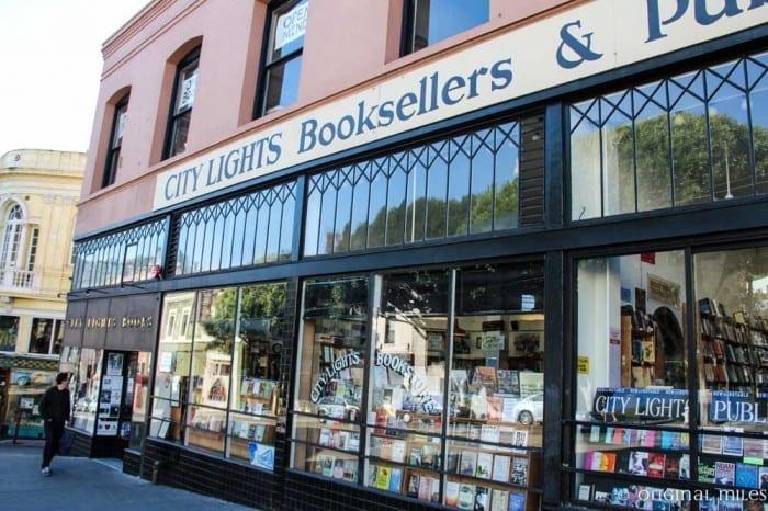Roteiro Sao Francisco - Livraria City Lights