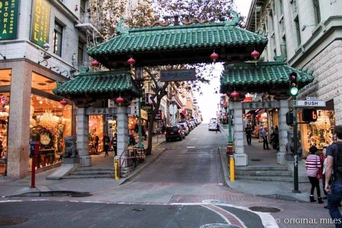 Roteiro Sao Francisco