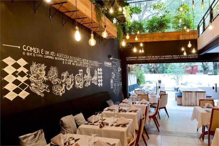 restaurante organico sao paulo