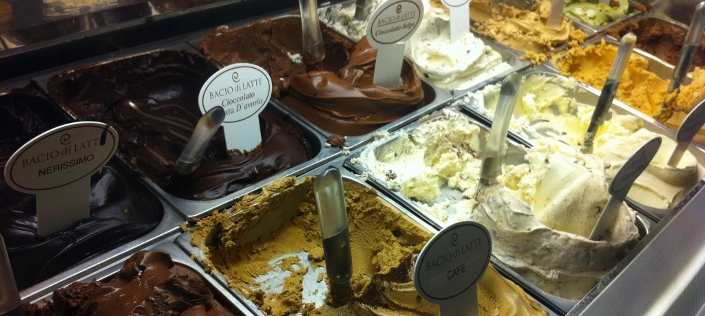 Três deliciosas gelaterias no bairro Jardins!