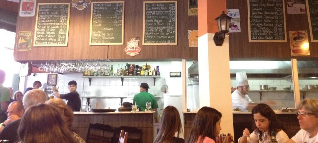 Bar Dorival e Bar Djalma: bares em São Paulo