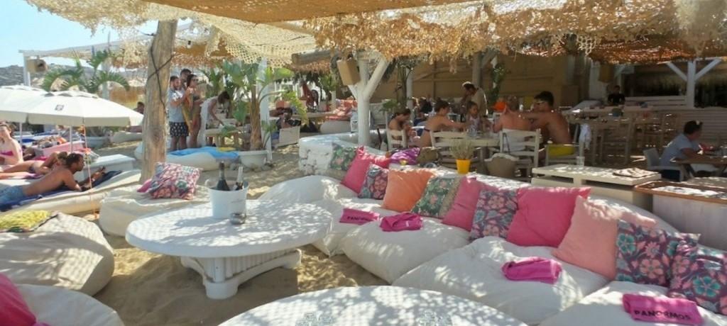 Alemagou Beach Bar: para um dia mais relaxado