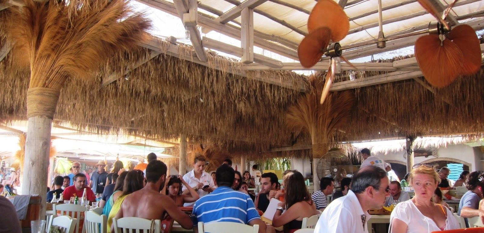 Beach Bar Solymar