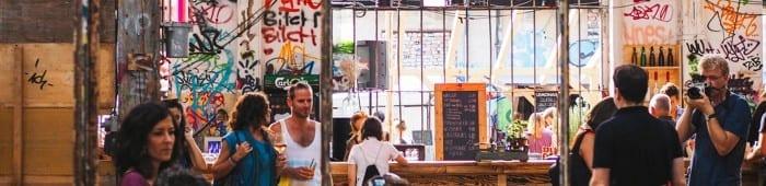 Alemanha – Berlim: Neue Heimat, Mercado de Street Food aos Domingos