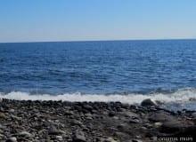 Red Beach e Black Beach