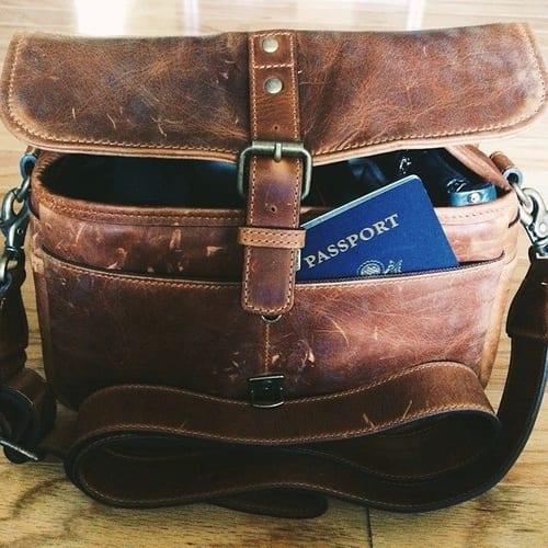como organizar uma mala de viagem