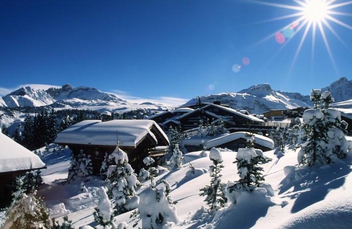 esquiar na europa