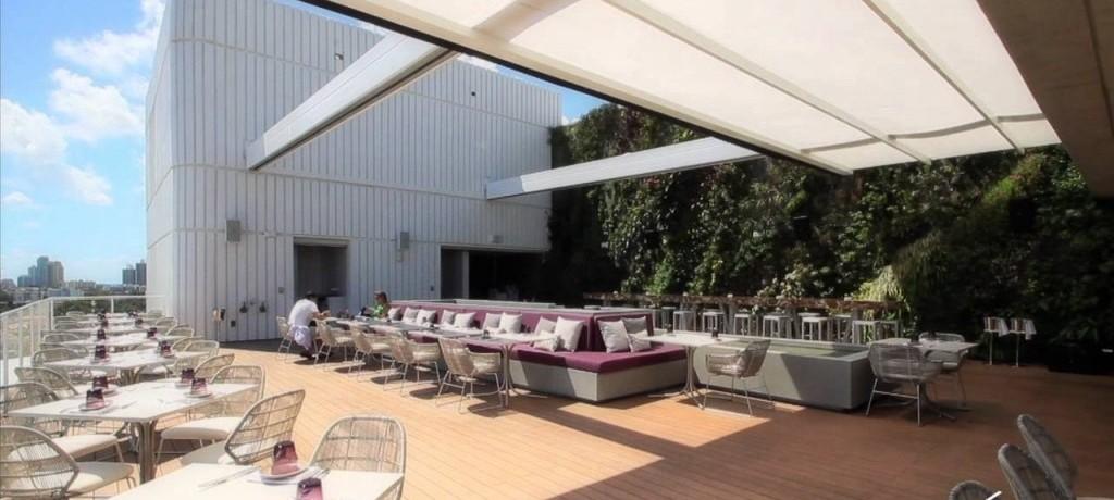 Restaurante Juvia, a melhor vista na Lincoln Road