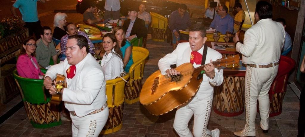 Cantina La Veinte, restaurante mexicano em Miami