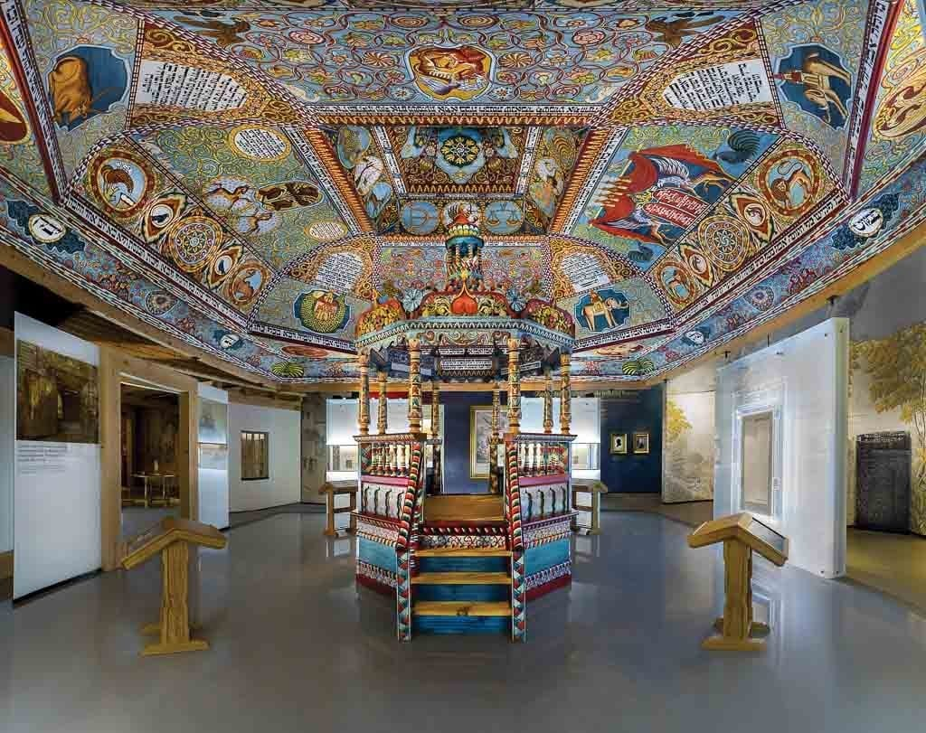 POLIN – Museum of the history of the polish jewish