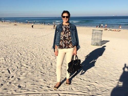 O que fazer em Miami, entrevista com Renata Basile - Original Miles 1