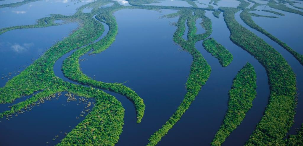 Cruzeiro rio Amazonas