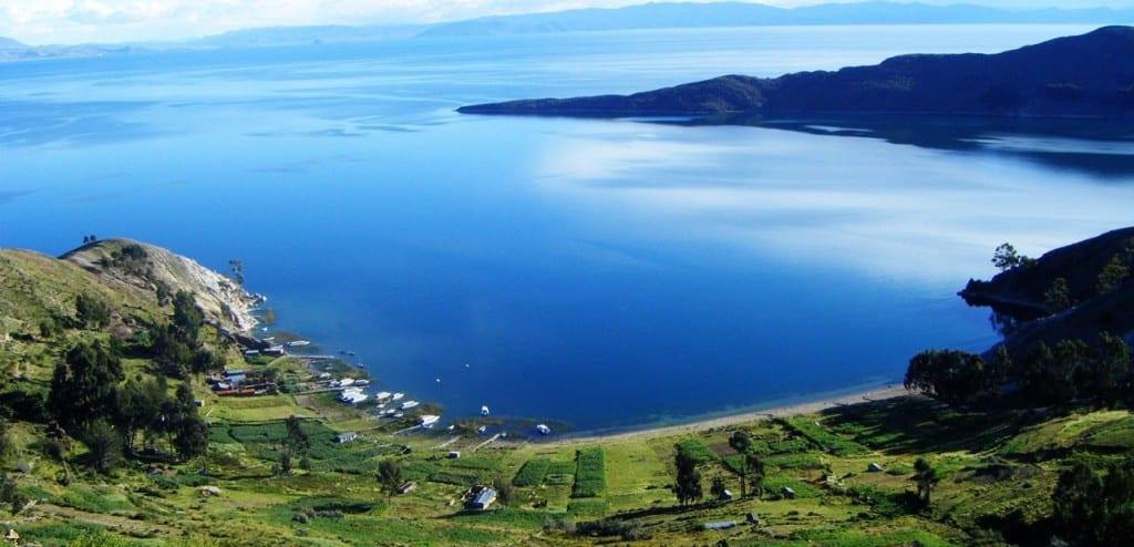 Lago Titicaca - capa