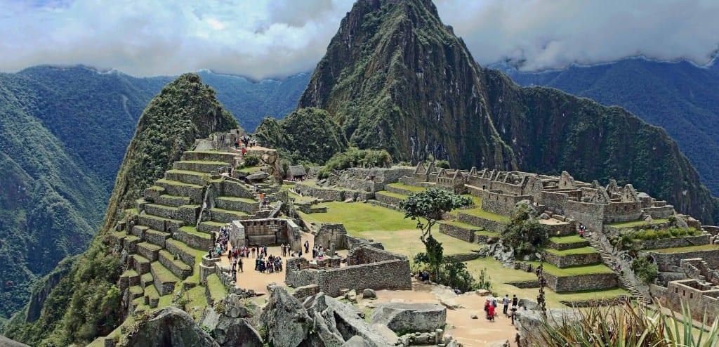 Machu Picchu-Capa