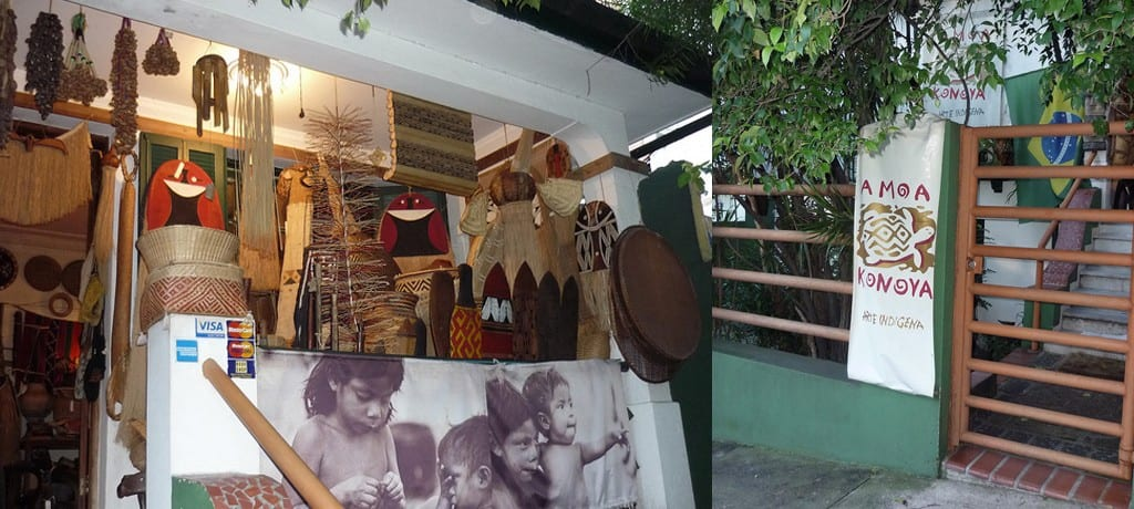 Arte indígena Amoa Konoya