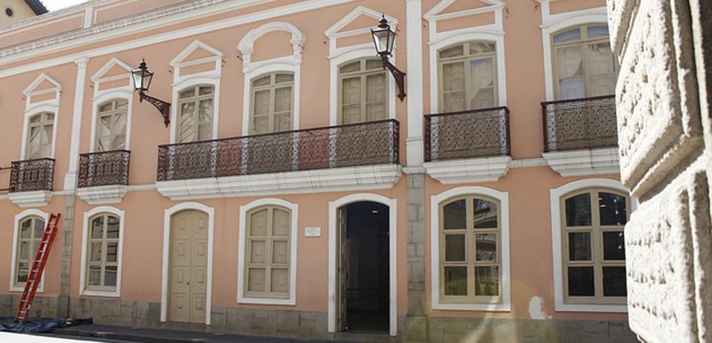 Museu da Cidade – Exposição Solar da Marquesa de Santos