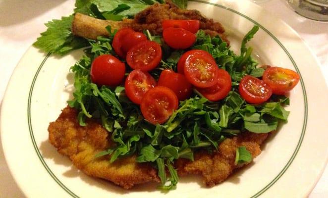 Cotoletta alla Milanese - prato típico