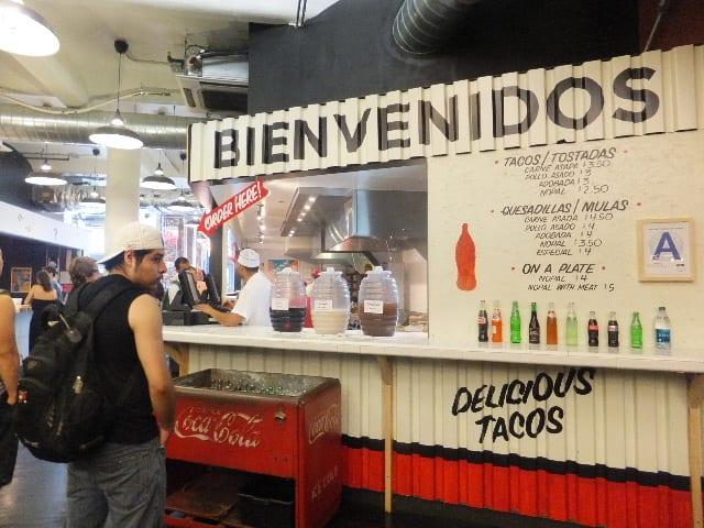 Chelsea Market - Los Tacos No1