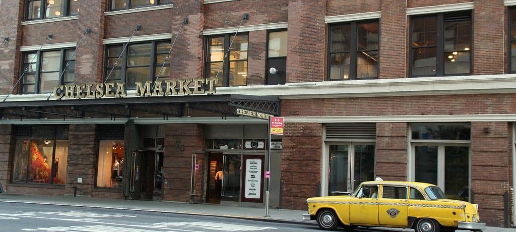 Chelsea Market: Amor à primeira vista
