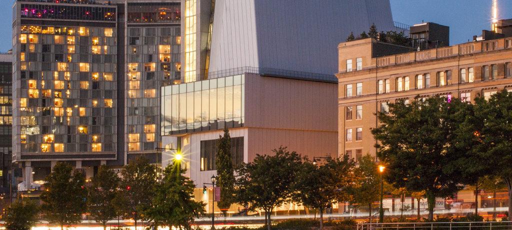 Novidade total: O Whitney Museum of American Art com casa nova!