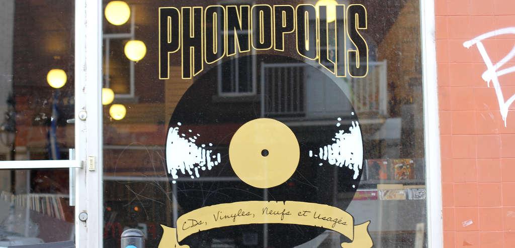 loja de cds em montreal