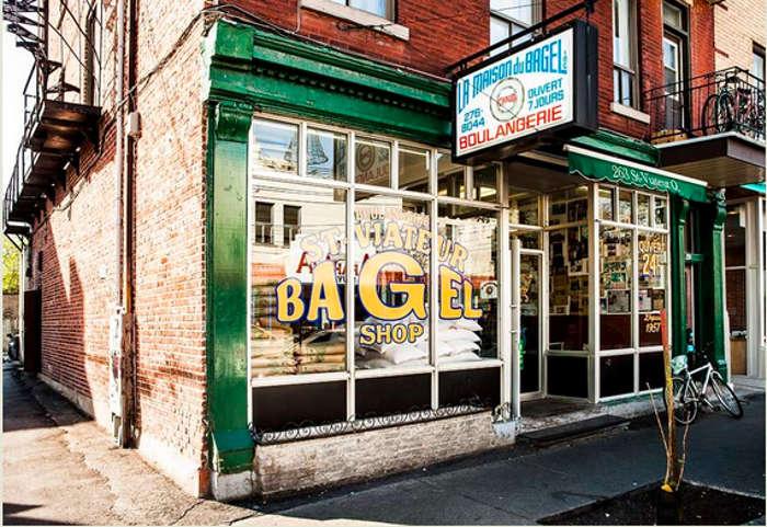 lojas de cd em montreal bagel