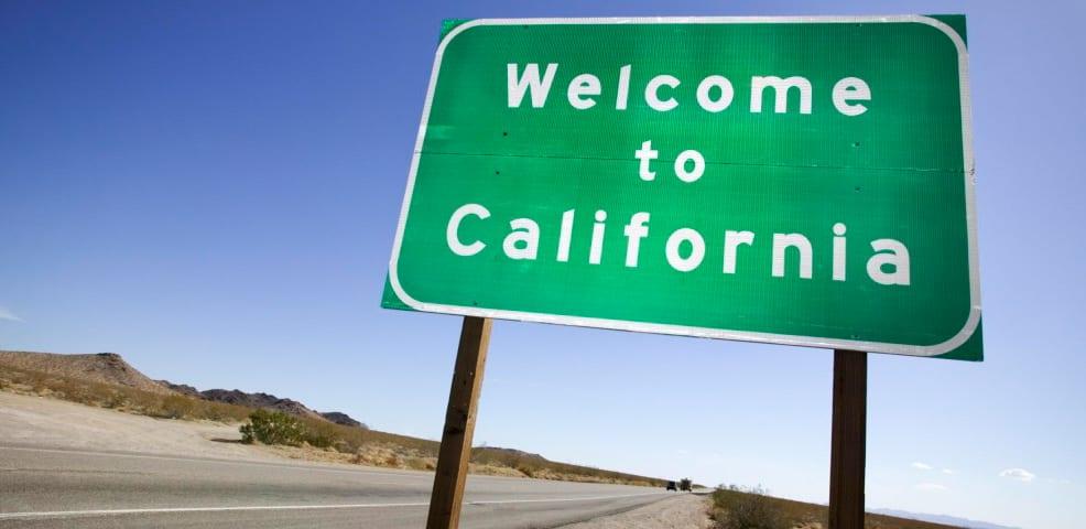 viagem na califórnia